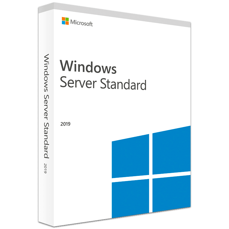 Windows Server 2019 Standard edition ლიცენზია
